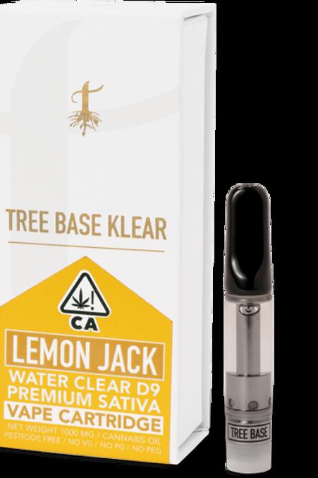 Tree Base Klear - Lemon Jack - Cartridge