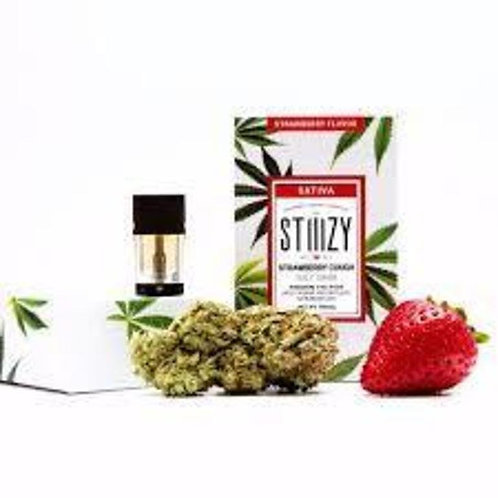 Stiiizy - Strawberry Cough - Flavored Sativa