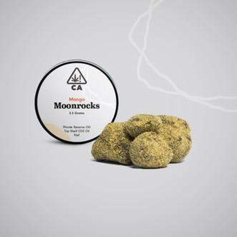 The Cookie Factory Moonrocks - Mango - 3.5 Grams