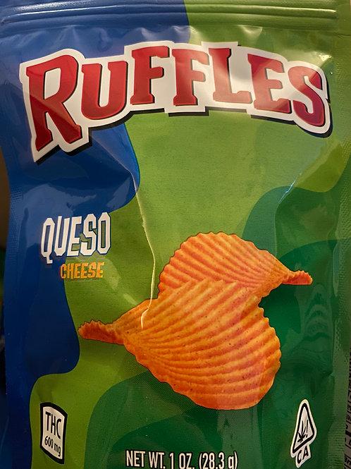 Ruffles - Queso Cheese -300 Mg THC