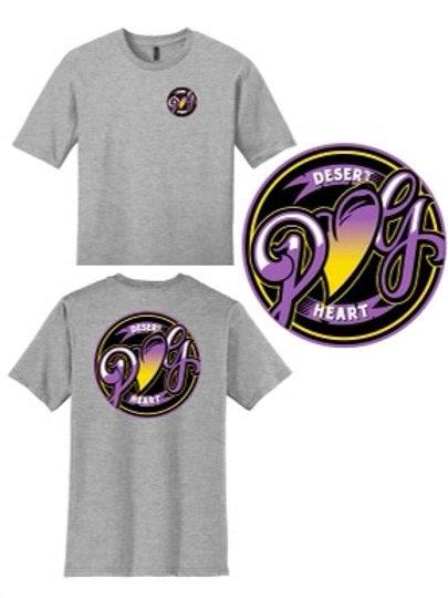 Desert Heart - Comfy T-Shirt