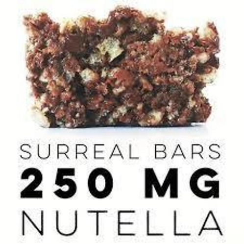 Hash Haus Nutella Surreal Bar - 250 MG - Perfection!