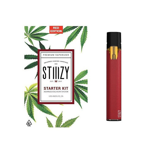 STIIIZY's Starter Kit -Red