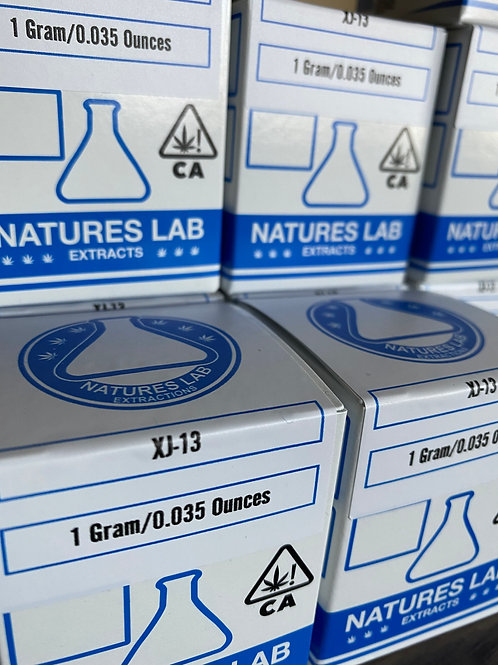 Nature's Lab Extracts - XJ-13 - Sugar
