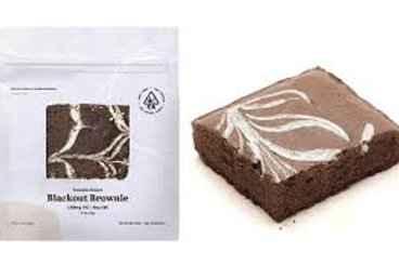 Blackout Brownie 1000mg