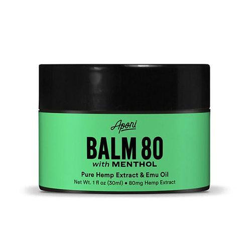 Aponi Balm 80/menthol