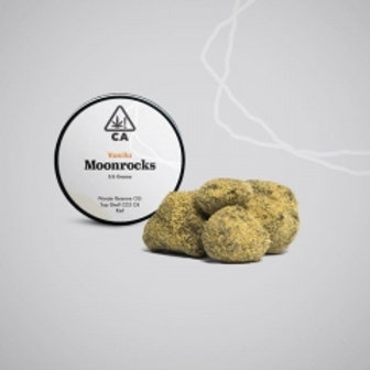 Vanilla MoonRocks - The Cookie Factory - 3.5 Grams