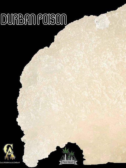 California Alchemy - Durban Poison - Badder