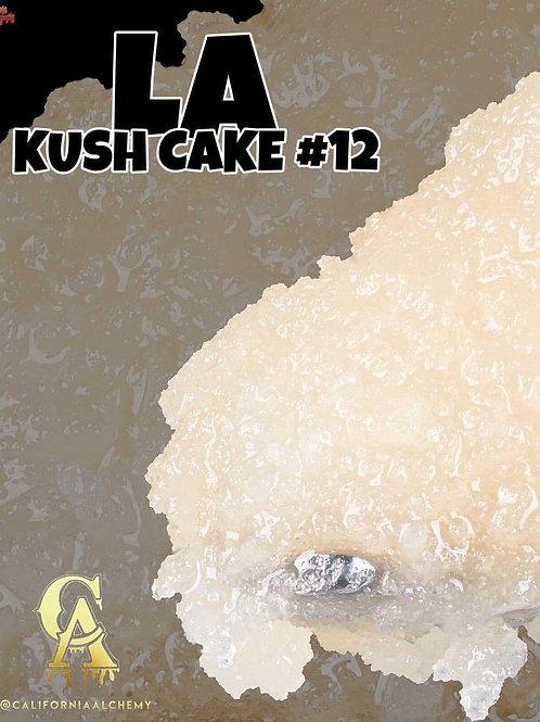 California Alchemy - LA Kush Cake - Badder