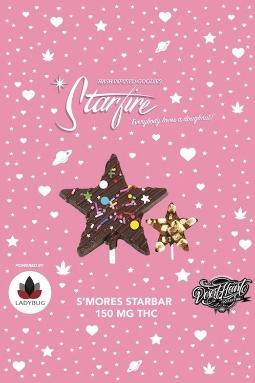 Starfire Edibles  - 150Mg S'Mores Starbar