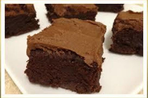 RKT XXX Chocolate Frosted Brownie - 250MG THC - STRONG!