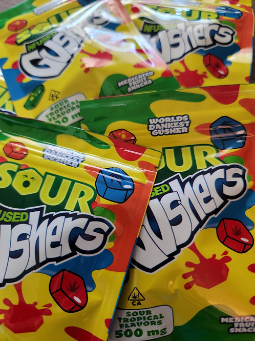 Sour Gushers