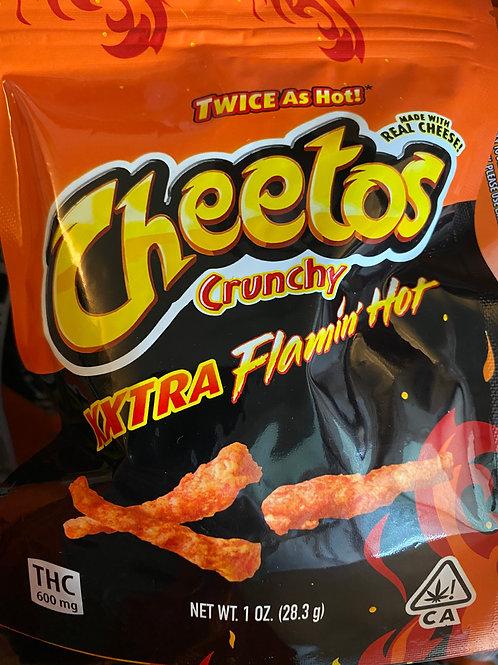 XXtra Flamin Hot Cheetos Crunchy - 300 MG THC