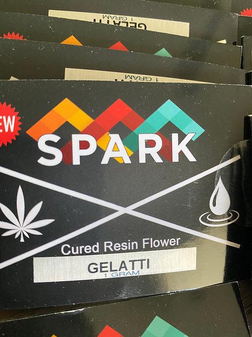 Prime Extractions - Spark Shatter - Gelatti