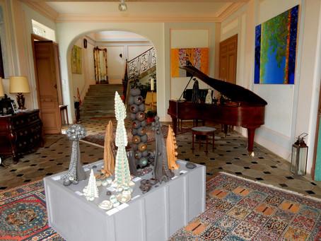L' Art au Château d'Estrac