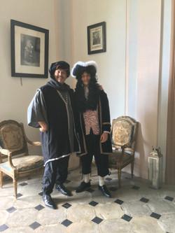 Eric & Gaetan - Soiree Louis XIV