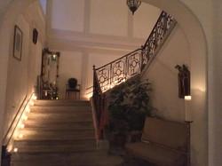 Escalier bougie Estrac