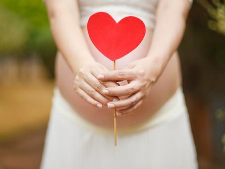 Les 5 étapes vers un accouchement heureux