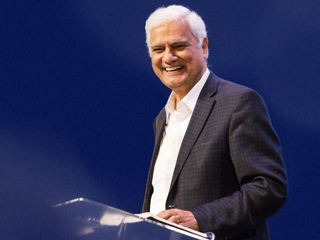 LEGACY OF HOPE: DEDICATION TO RAVI ZACHARIAS 1946-2020