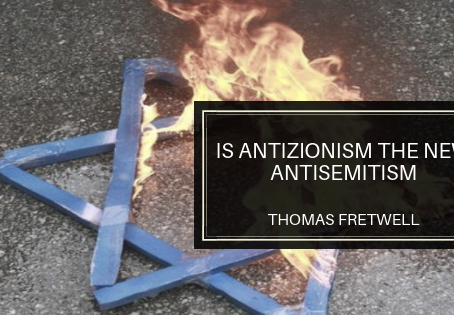 is antizionism the new antisemitism