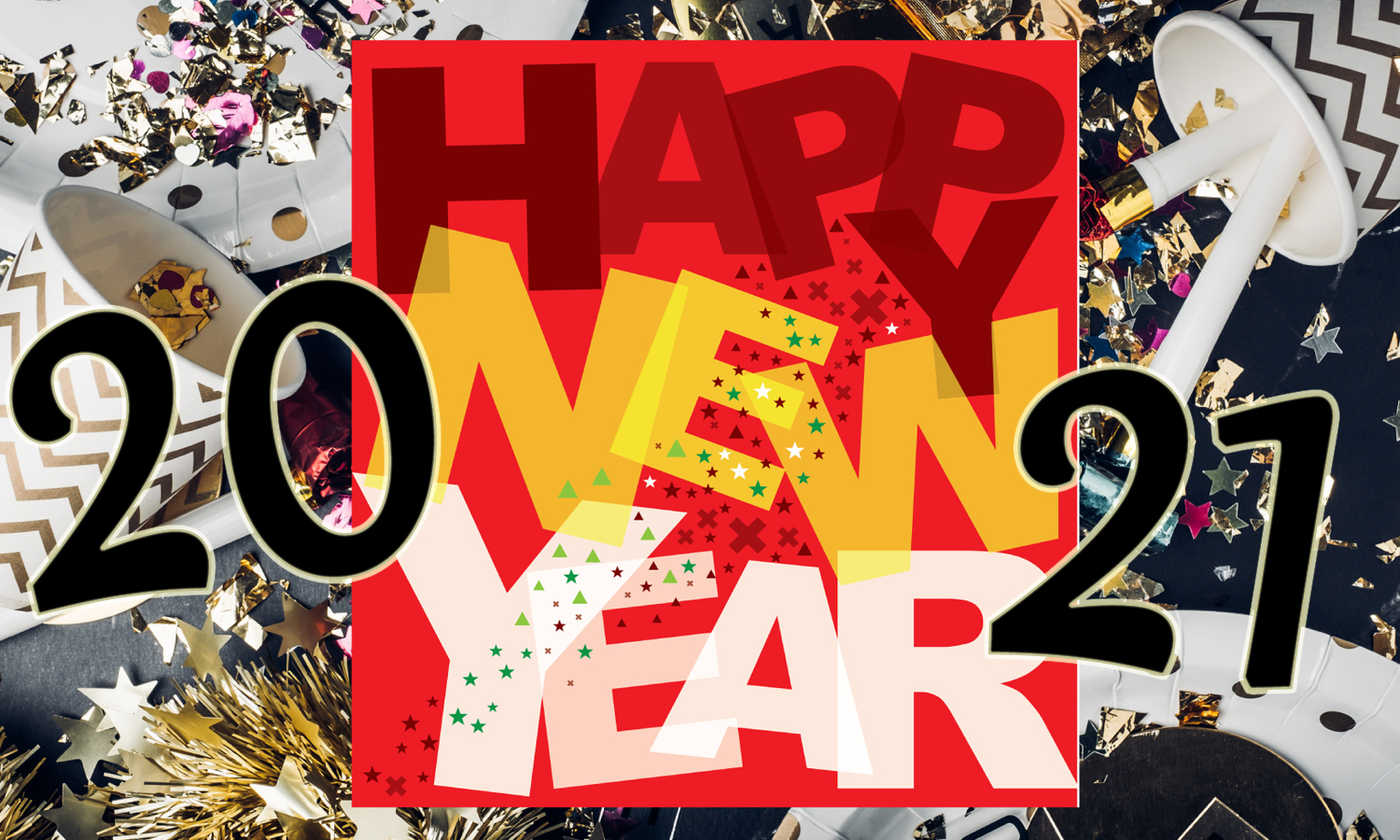 Happy New Year from BM Fabric Designs!