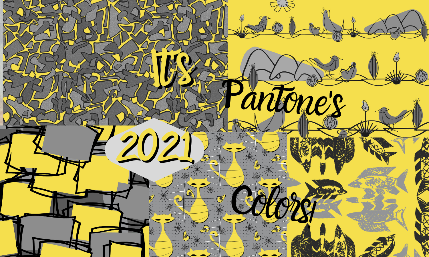 Pantone's 2021 Colors Are Here!