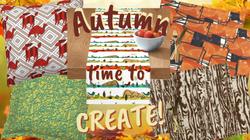 Autumn--Time to Create!