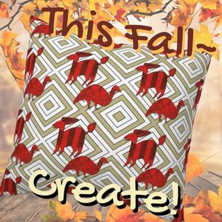 This Fall--Create!