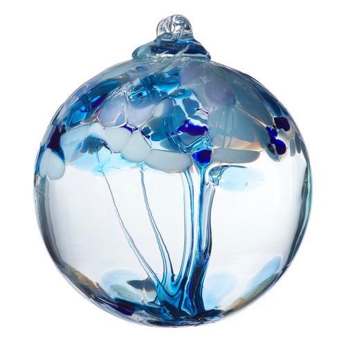 art glass ball