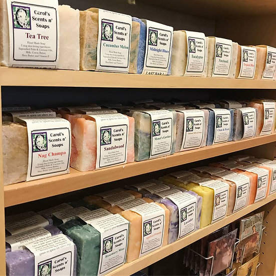 Carols scents and soaps