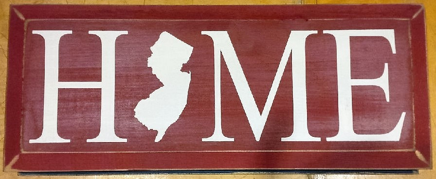 HOME SIGN CUSTOM