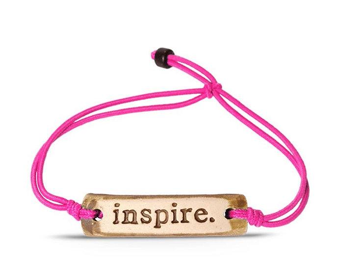 MudLOVE word bracelets