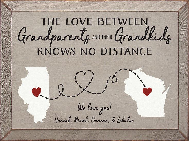 Love between Grandparents and Grandkid(s) CUSTOM