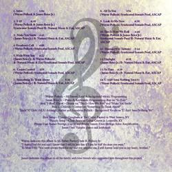 album inside panel