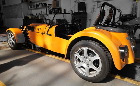 Caterham 7 Tiger