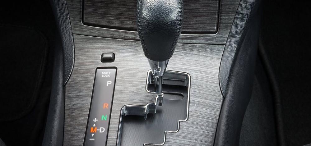 Semi-automatic shifter