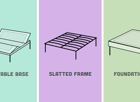 What Kind of Support Does My Memory Foam Mattress Need?