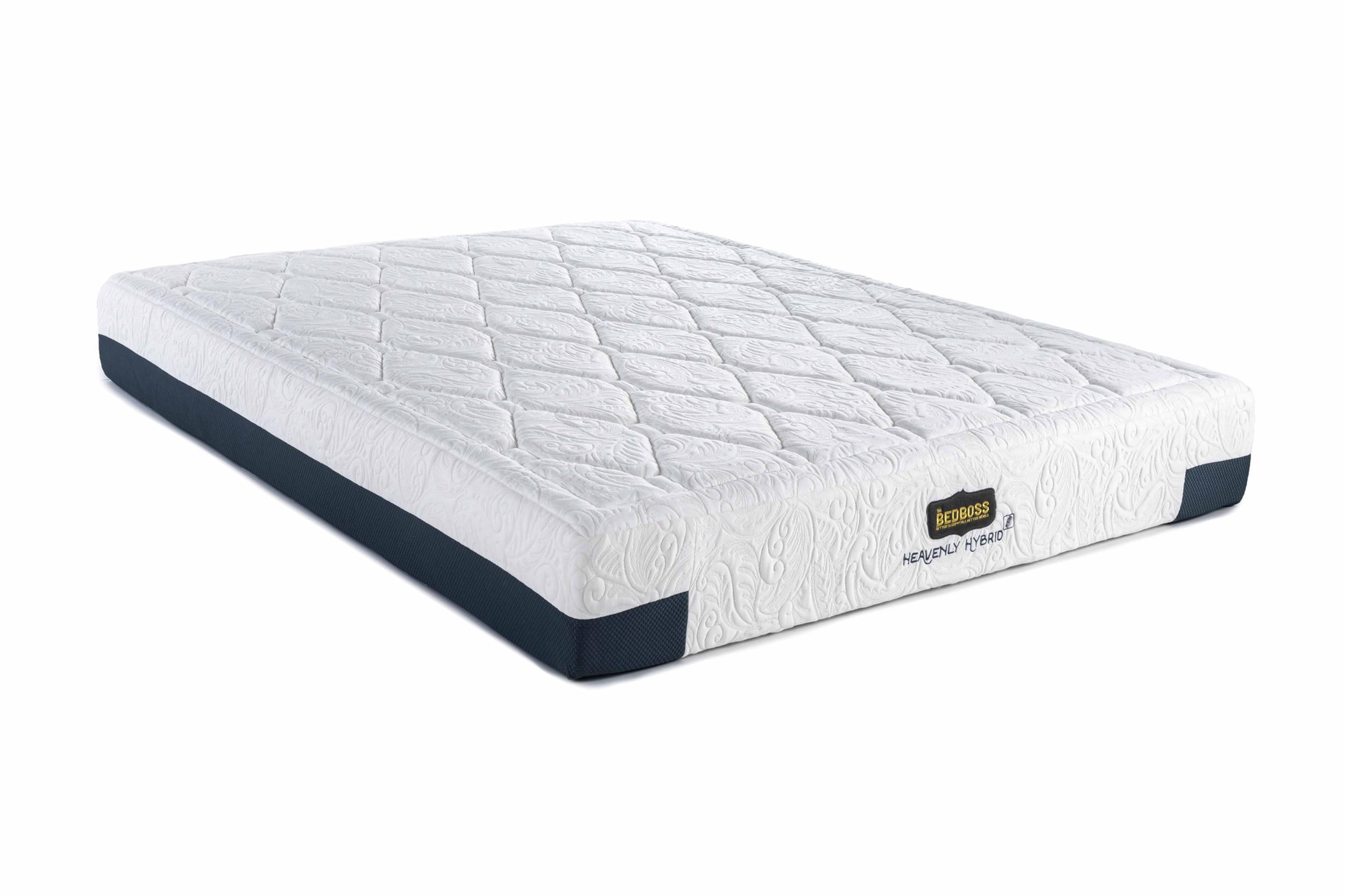 Best Value In Bedding Hybrid Memory Foam Mattress