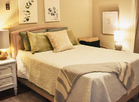 Home Camp: 8 Quick Tips for Styling Your Bedroom for Better Sleep