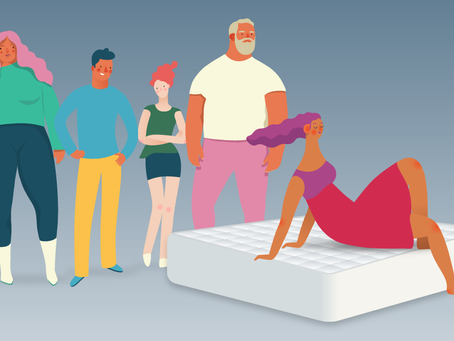One Mattress to Rule Them All? Not Likely! Here's Why Different Bodies Need Different Beds
