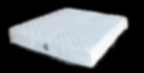 Closeout bed King hybrid mattress