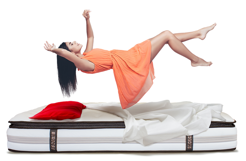 hybrid and innerspring mattresses by the bed boss