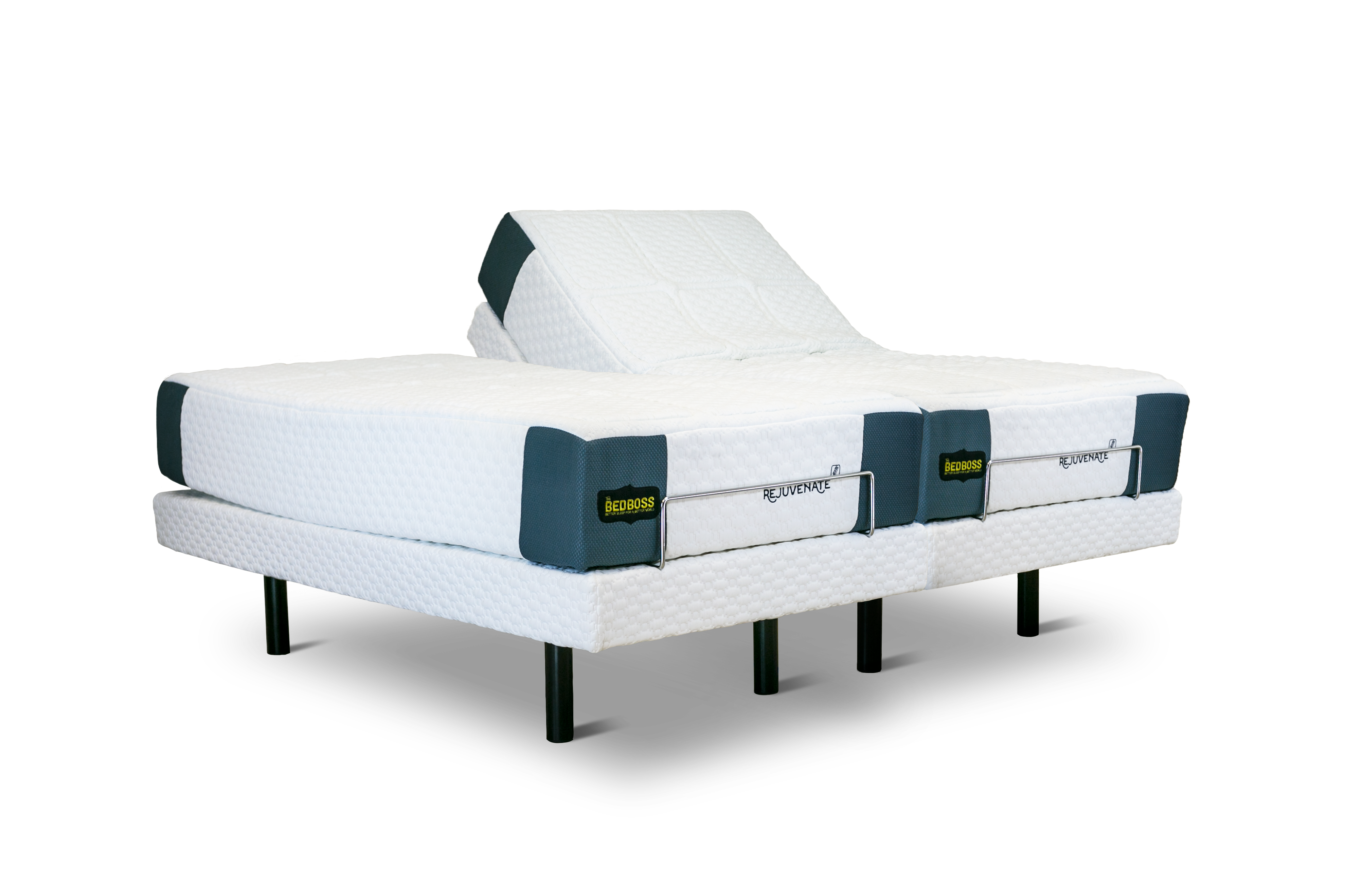 memory foam hybrid mattresses pillows chattanooga the bed boss - Mattress Without Box Spring
