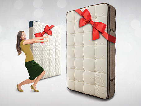 Why a Mattress Is the Ultimate Gift (And How to Gift It!)