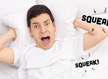 Squeaky Bed? Try These 3 Simple Solutions