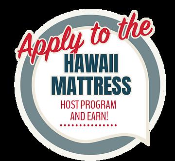 host program for Airbnb mattress
