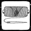 mattress traditional craftmanship icon