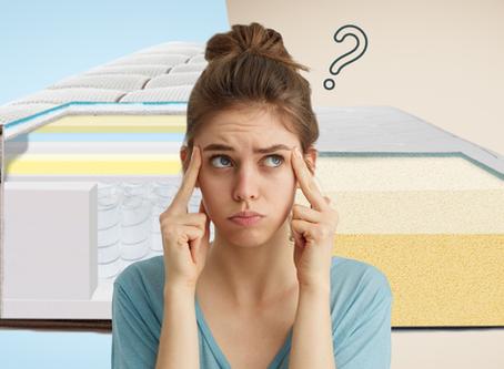 Memory Foam vs. Hybrid Mattress: Which Should You Choose?