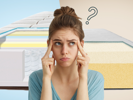 Memory Foam vs. Hybrid Mattress: Which Should You Choose?