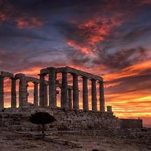 Temple Poseidon Tour